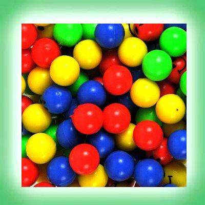 Stuiterballen & Gekleurde Uitdeel Stuiterballen