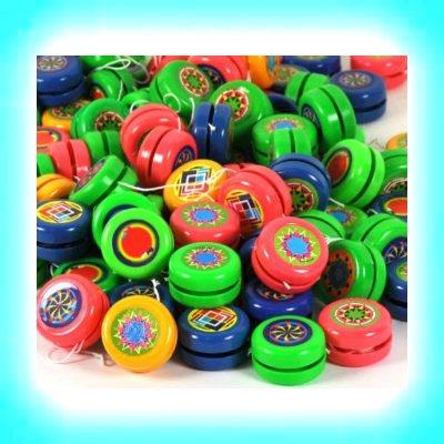 Jojo's en Yoyo's speelgoed