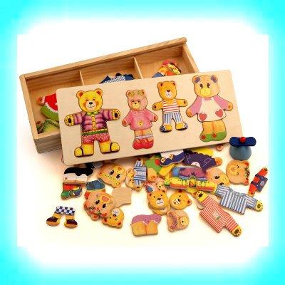 Houten Speelgoed en Speelgoed van Hout