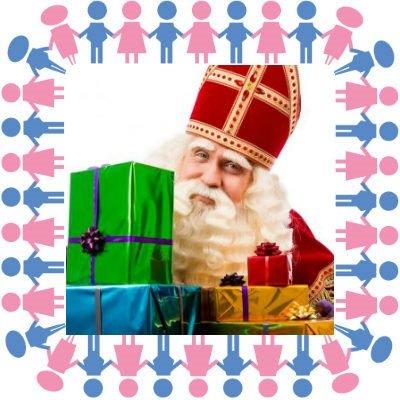Sinterklaas Feest & 5 December & Pakjesavond
