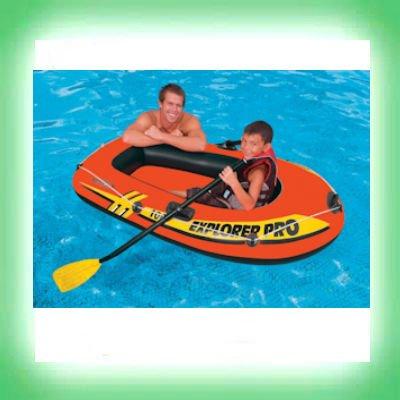 Boten en Opblaas Boten voor op zee of in het zwembad