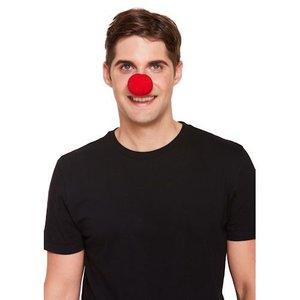 Huismerk Uitdeelcadeautjes - Rode Foam Clowns Neusjes (100 stuks)