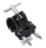 Metalen clamp voor t-Rigg