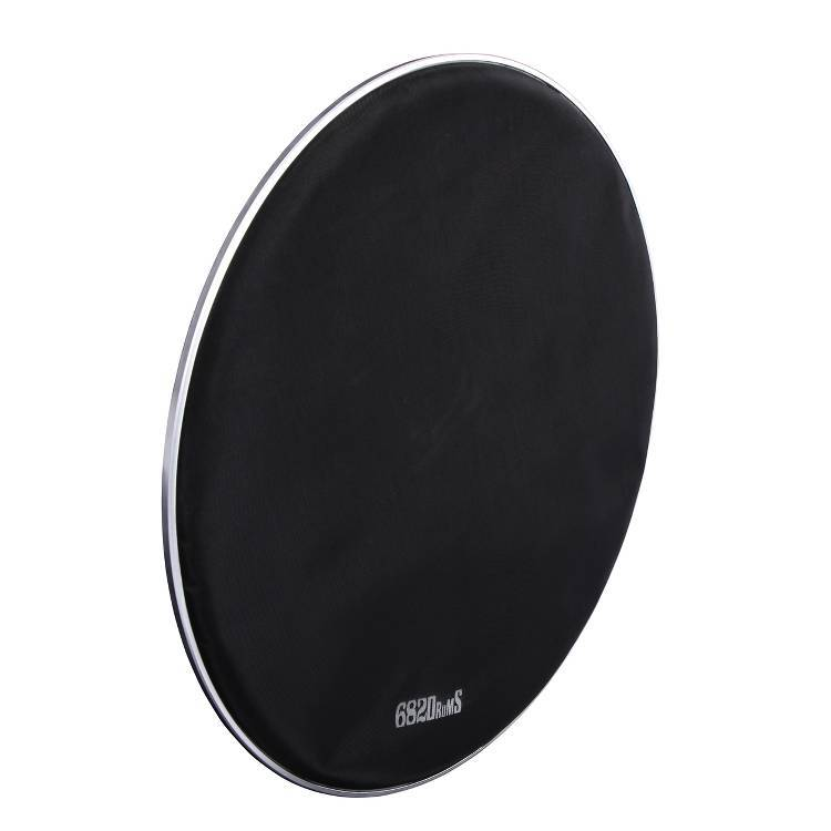 xs pro bass drum mesh head 18 inch 682drums europe. Black Bedroom Furniture Sets. Home Design Ideas