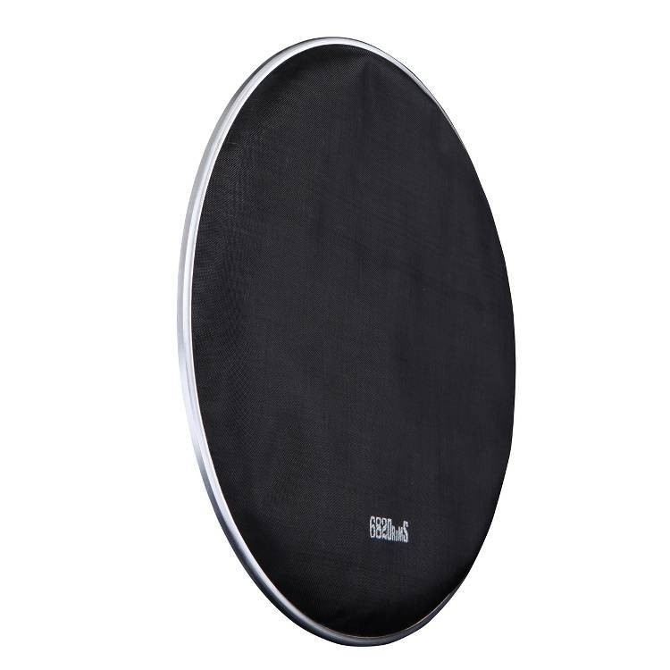xs pro bass drum mesh head 20 inch 682drums. Black Bedroom Furniture Sets. Home Design Ideas