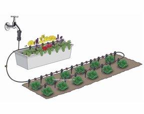 Irrigatie Systeem