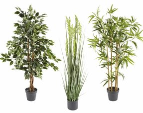 All Artificial plants