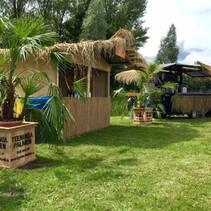Verhuur palm europese dwerg palm