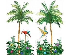 Tropische feestartikelen