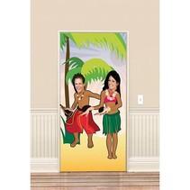 Hawaii Tür Poster Foto 1,8 Meter
