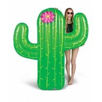 Opblaas Cactus Luchtbed 1,5 meter