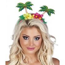 Palmbomen Haarband