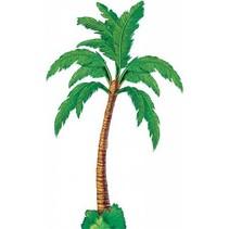 Palmboom Wanddecoratie Groot 1,8 meter