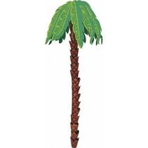 Palmboom Hangdecoratie 3D 2,4 meter