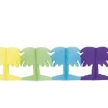 Palmbomen feestslinger van 4 meter lang