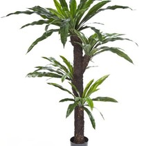 Kunst Baum Farn Vogel Baum Farn 160 cm