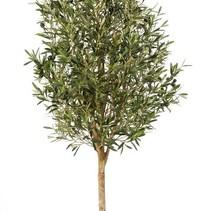 170 cm Kunstplant Olijfboom met een dikke stam