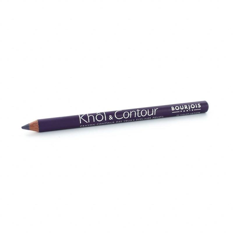 Bourjois Khol & Contour Oogpotlood - 06 Violet Artiste