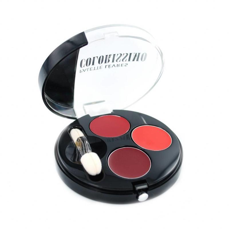 Colorissimo Lip Palette - 01 Rouges Collection
