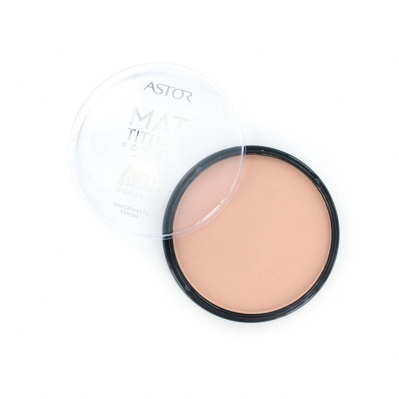 Astor Mattitude Supermatte Powder - 004 Sand
