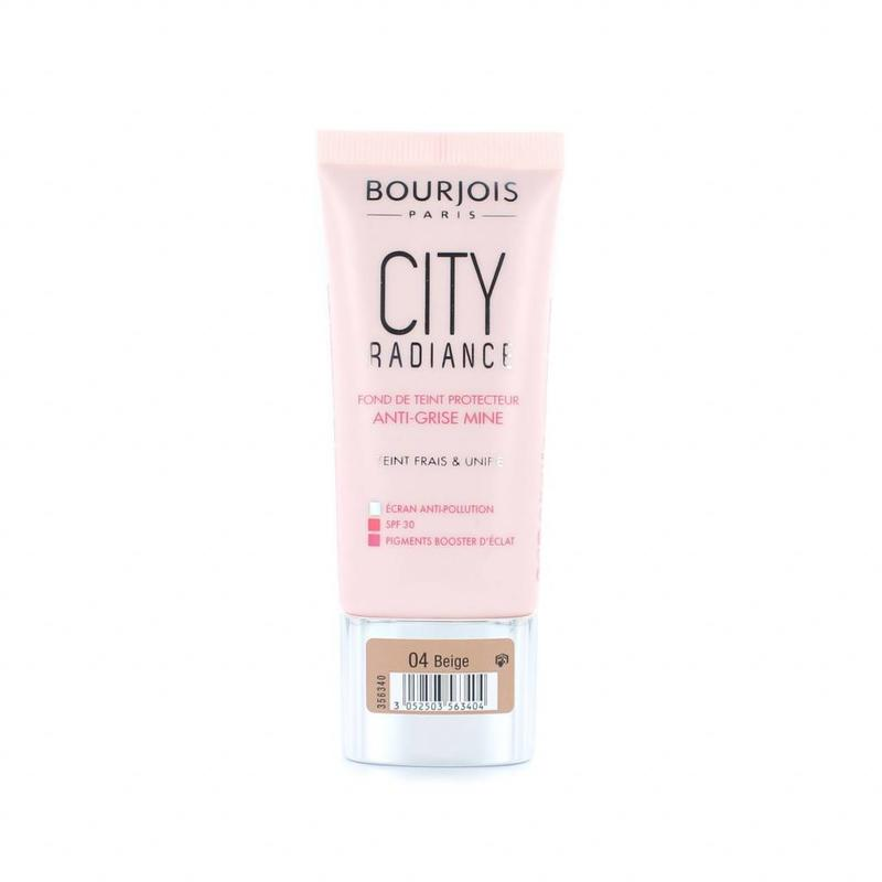 City Radiance Skin Protecting Foundation - 04 Beige