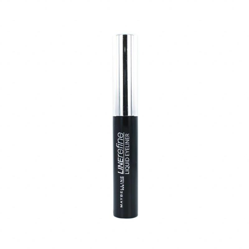 Maybelline Linerefine Liquid Eyeliner - Black