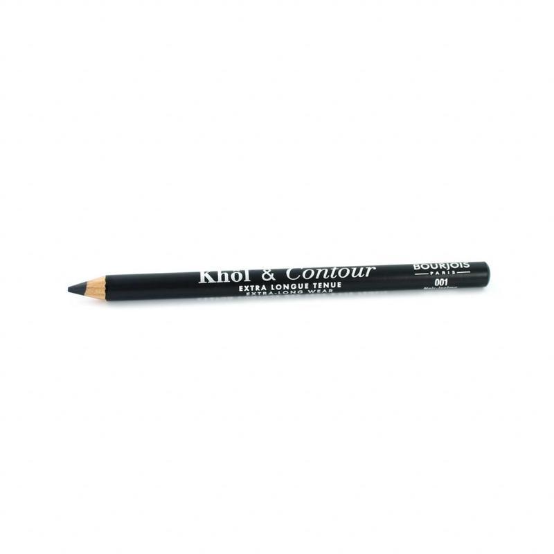 Khol & Contour Extra Long Wear Oogpotlood - 001 Black