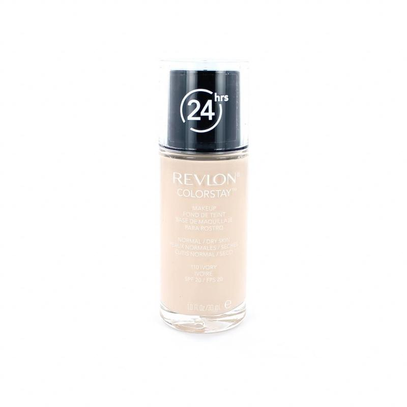 Colorstay Foundation Dry Skin - 110 Ivory