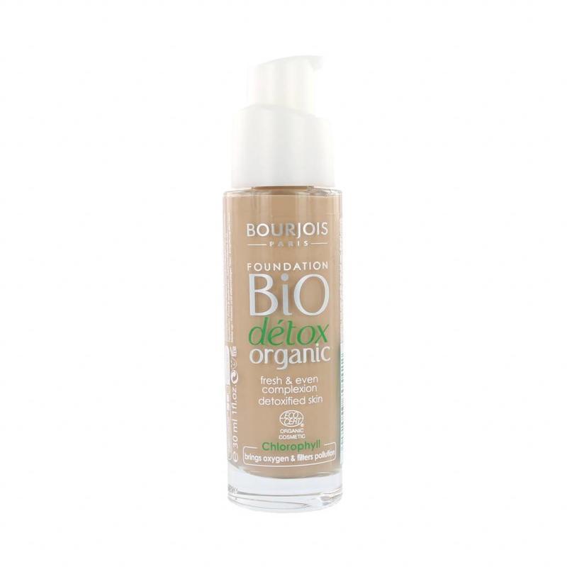 Bourjois Bio Détox Organic Foundation - 54 Beige