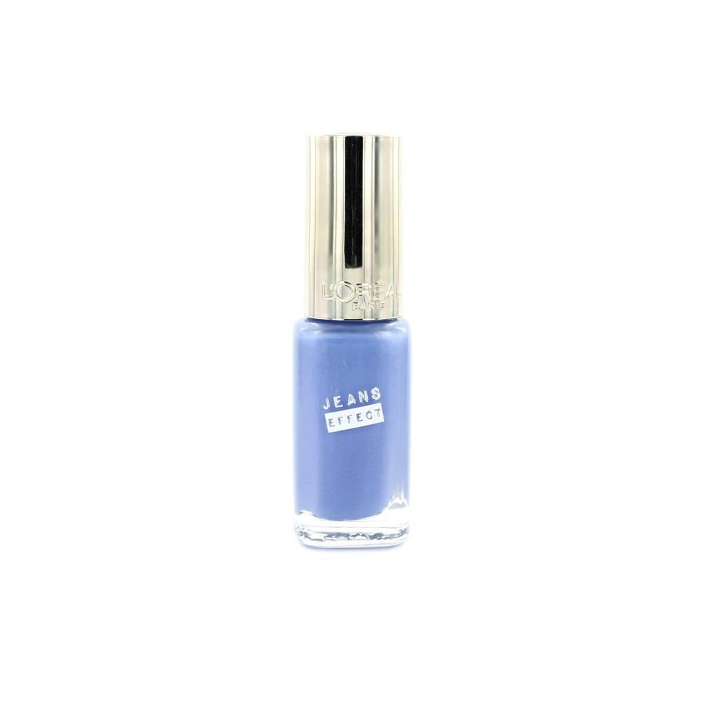 L'Oréal Color Riche Nagellak - 861 Azur Salopette