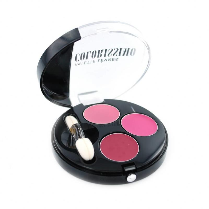 Colorissimo Lip Palette - 02 Roses Muses