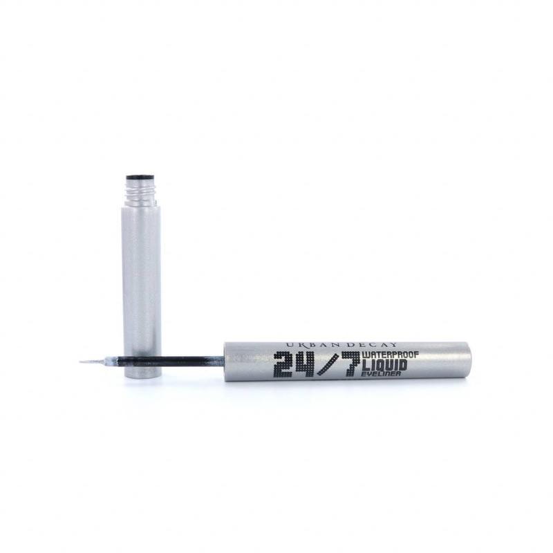 24-7 Waterproof Liquid Eyeliner Bobby Dazzle - Zilver