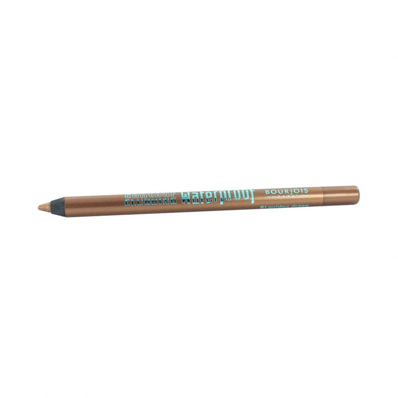Bourjois Contour Clubbing Waterproof Kajalstift - 51 Golden Dress