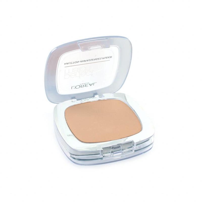 L'Oréal Perfect Match Poeder Foundation - W6 Honey