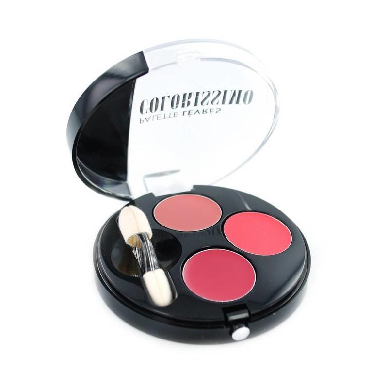 Bourjois Colorissimo Lip Palette - 03 Roses Fashion