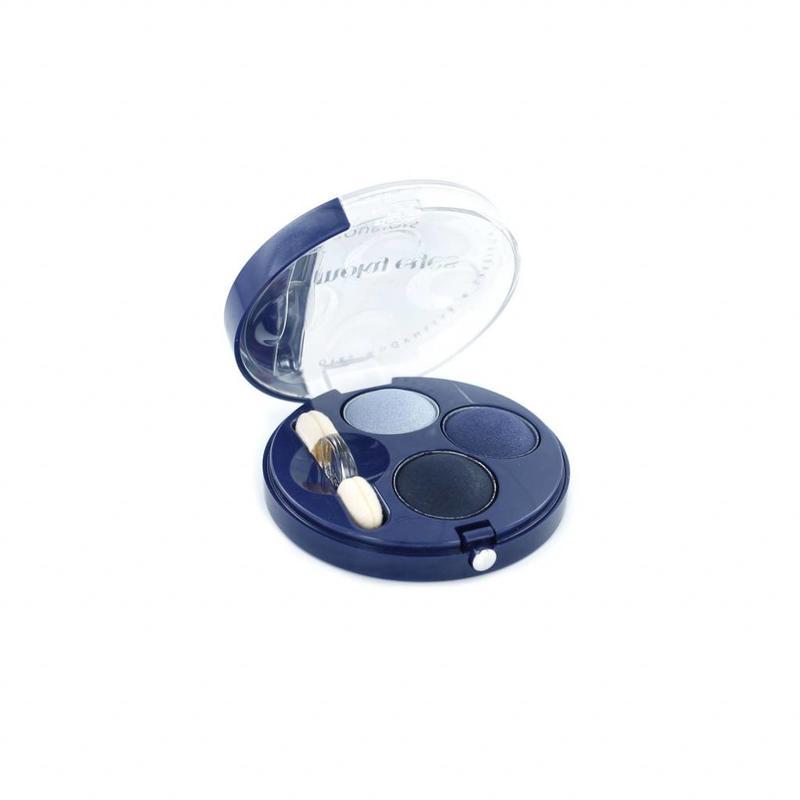Bourjois Trio Smoky Eyes Lidschatten - 11 Bleu Jeans