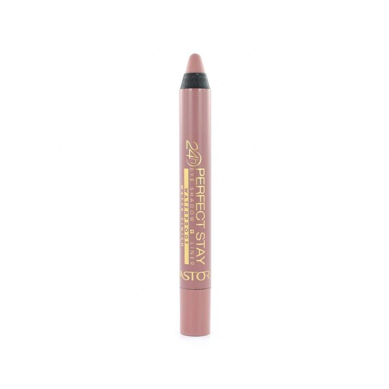 Astor Perfect Stay Lidschatten + Eyeliner Waterproof - 120 Chic Nude