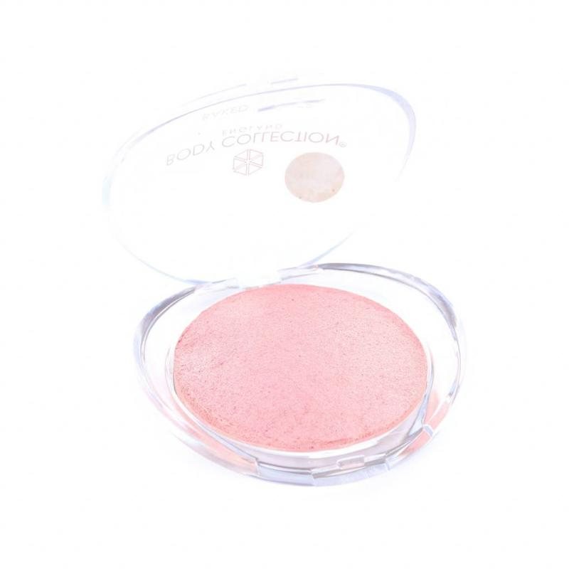 Body Collection Baked Blusher - Peach