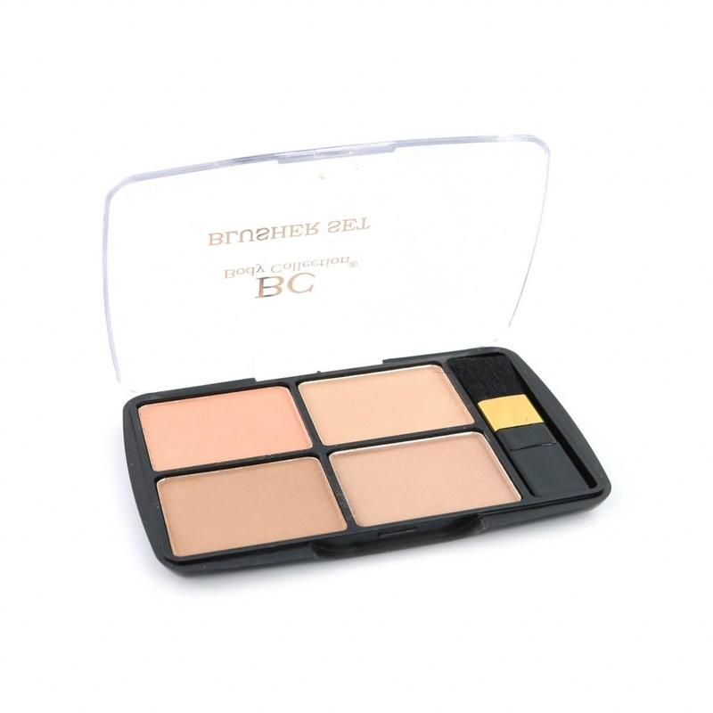 Body Collection Classic Blusher Set - English Rose