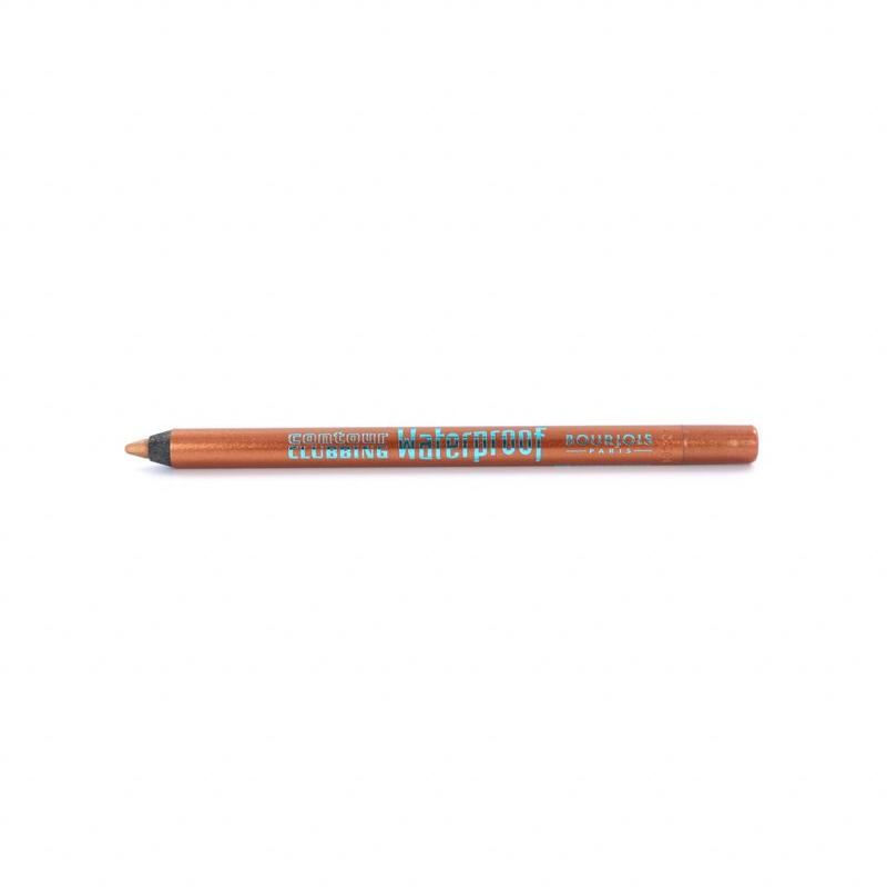 Contour Clubbing Waterproof Oogpotlood - 54 Exub'Orange