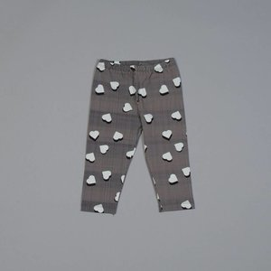 Shapes of things Shapes of things - legging 'monochrome hearts'