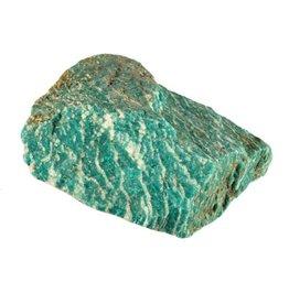 Amazoniet (Russisch) ruw 9 x 7,5 x 4 cm / 437 gram
