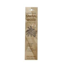 Wierook sandelhout (15 stokjes)
