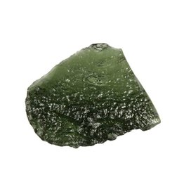 Moldaviet ruw 2,9 x 2,6 x 1,2 cm / 9,13 gram