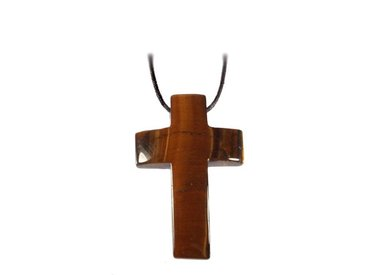 Hangers met kruisjes & ankhs