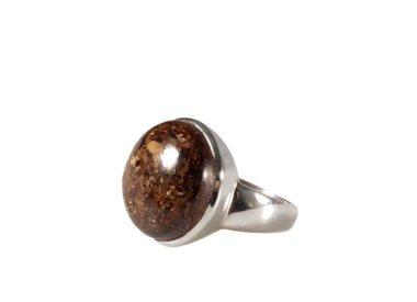 Bronziet ringen
