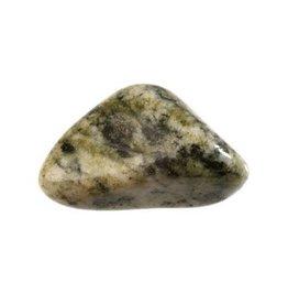 Serpentijn steen getrommeld 5 - 10 gram