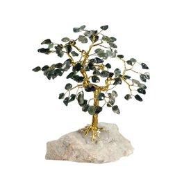 Mosagaat edelsteen boompje