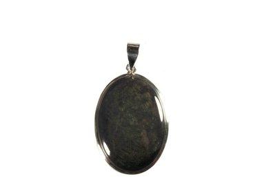 Fluweel obsidiaan
