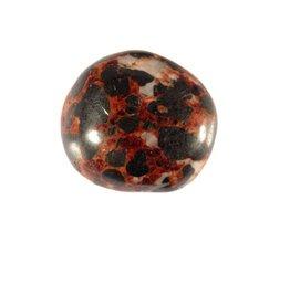 Zinkiet steen getrommeld 10 - 20 gram
